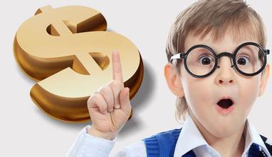 孩子,钱真的很重要吗