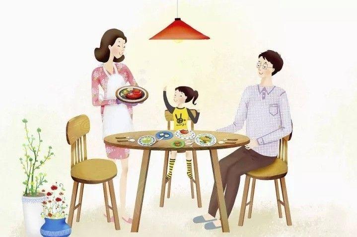 好好吃饭,对现在的一个家庭有多重要?