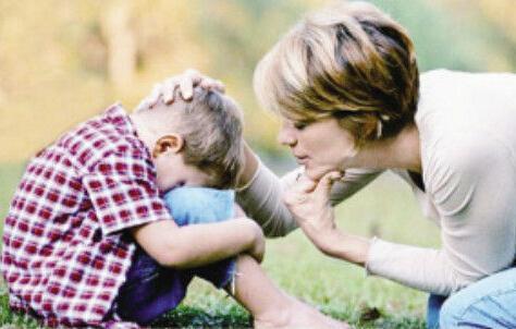 孩子反复叨唠自我诉求 家长需要替孩子减压