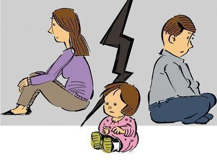 重点中学好学生变的厌学抑郁 是父母离婚导致