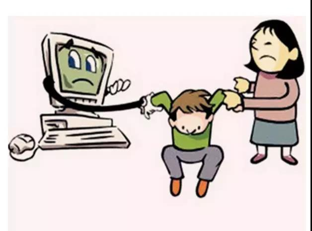 孩子沉迷游戏,与父母意见不同该怎么办