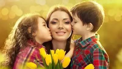妈妈可以对孩子无条件的爱,但一定要有原则