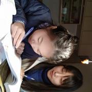 五年级女孩去日本读小学