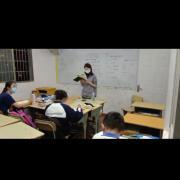 英语讲课巩固