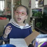 朱欣怡四年级作文辅导