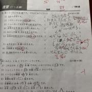 初学者一个一半月测试88分