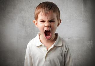 家长必读:孩子为何总对父母发脾气