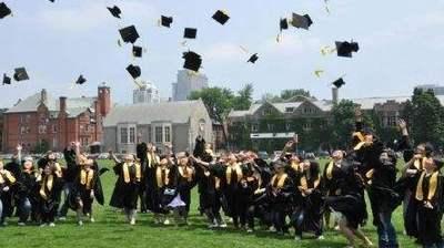 加拿大媒体:每年有1/3的外国留学生来自中国