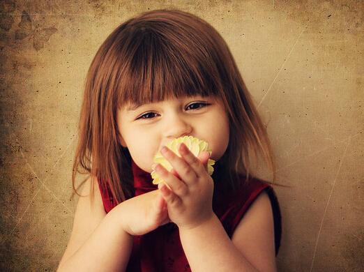 """你家的小孩可爱吗?盘点培养""""萌娃""""七大指标"""