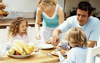 最好的家庭教育就在餐桌上这几分钟