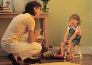 惩罚也是一门学问 有7种科学的惩罚方式对孩子最有效