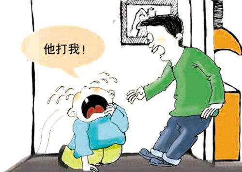 当孩子受欺负家长要怎样做,先让孩子学会怎样不受欺负
