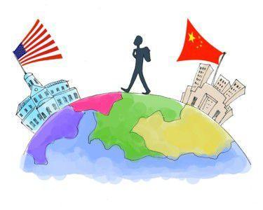重庆女孩带着父母送的三份礼物升入美国名校一路欢歌